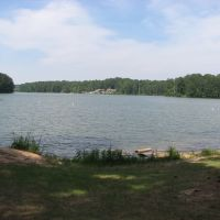 Roosevelt State Park - View of Lake, Хикори