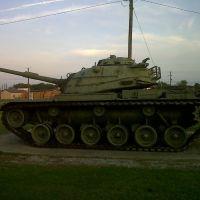 M60 tank Forest MS VFW, Хикори