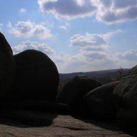Elephant Rocks, Бисмарк