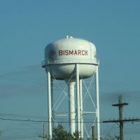 Bismarck Water Tower, Бисмарк