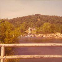 View of the water plant at Ft. Leonard Wood,Mo.1970, Бонн Терр