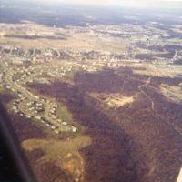 Ft.Leonard Wood,Mo. from the air  1970, Бонн Терр
