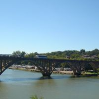 Taneycomo Bridge, Branson, MO, Брансон