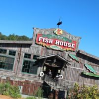 White River Fish House Branson MO, Брансон