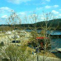 Branson Landing Blvd bridge, Branson, MO (2007), Брансон