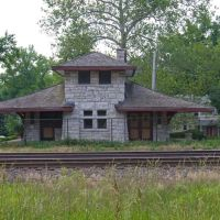 Tuxedo Park Depot, Брентвуд
