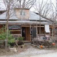 River View Traders shop on Katy Trail, Вебстер Гровес