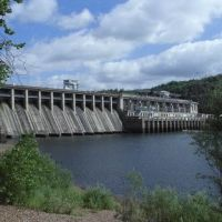 Bagnell Dam - Lake of the Ozarks - Lakeside MO, Веллстон