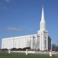 St Louis Temple, St Louis MO, Дес Перес
