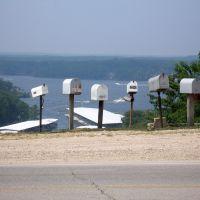 Lake Ozark MO, Bagnell Dam Blvd, Деслог