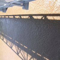 bridge shadows in the Missouri River south of viewing platform, Jefferson City, MO, Джефферсон-Сити