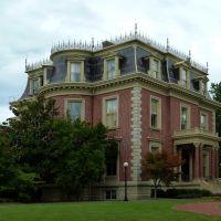 Missouri Governor´s Mansion in Jefferson City., Джефферсон-Сити