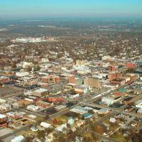 Downtown Joplin Aerial, Джоплин