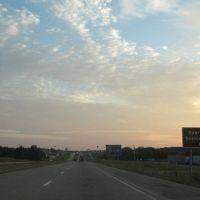 Ozark Riverways ahead, Диксон