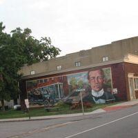 Mural at Buchanan, Диксон
