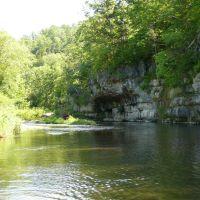Current River -- nearing Cedar Grove, Диксон