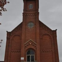 Immaculate Conception Catholic Church, Loose Creek, MO, Диксон