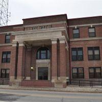 Osage County courthouse, Linn, MO, Диксон