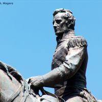 Andrew Jackson Statue, Independence Square, Индепенденс
