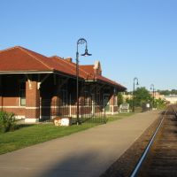 Truman Depot - July, 2005 - Independence, MO, USA, Индепенденс
