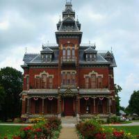 Vaile Mansion - 1881, Индепенденс