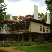 Bingham-Wagoner Mansion - 1852, Индепенденс