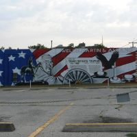 Truman Mural - Independence, MO, Индепенденс