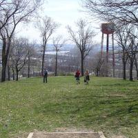 Waterworks Disc Golf course, Канзас-Сити