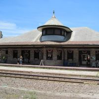 Kirkwood Amtrak Station, Кирквуд