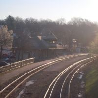 Kirkwood Train Station, Кирквуд