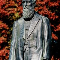 Truman State University Joseph Baldwin Statue, Кирксвилл