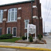 First Presbyterian Church, Kirksville, Mo., Nov., 2010, Кирксвилл