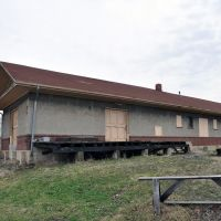 Old Train Station, Kirksville, Mo., Nov., 2010, Кирксвилл