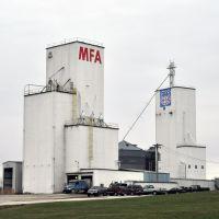 MFA Grainery, Kirksville, Mo., Nov., 2010, Кирксвилл