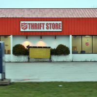 Old Thrift Store, Kirksville, Mo., Nov., 2010, Кирксвилл