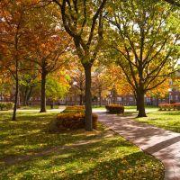 Truman State University Walkway, Кирксвилл