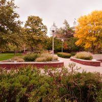 Truman State University Virginia Young Stanton Garden, Кирксвилл