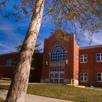 Truman State University Magruder Hall, Кирксвилл