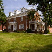 Truman State University Grim Hall, Кирксвилл