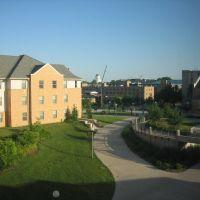 University of Missouri Dorms, Колумбия