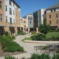 Universidade de Missouri-Dormitorios dos alunos, Колумбия