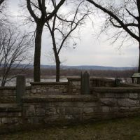 Gov. Dunklin grave site Herculaneum, MO, Кристал Лак Парк
