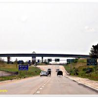 BGS & US 67 Overpass, Лидингтон
