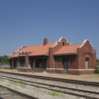 Marshall MO Railroad Depot, Маршалл