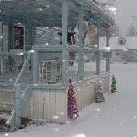 Bronaugh in winter, Маундвилл