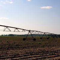 Irrigation, Метц