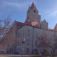 The Vernon County Court House in Navada Missouri, Невада