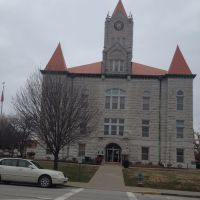 The Vernon County Courthouse, Невада