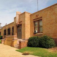Art Deco Police Station Facade in St. Louis, MO, Нортвудс