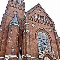 Abandoned St. Augustine Roman Catholic Church - Built 1896, Нортвудс